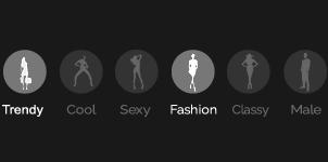 Trendy e Fashion